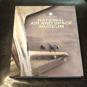 National Geographic Smithsonian Ntl Air&Space Book